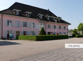 Hotel Bären, Hotel in Solothurn