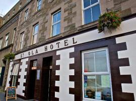 St Ola Hotel, hotel in Kirkwall