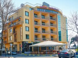 Парадайз Хотел, хотел в Поморие