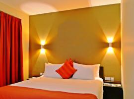 Qaribu Inn, hotel v Nairobiju