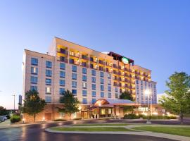 Courtyard by Marriott Denver Airport, hotel with jacuzzis in Denver