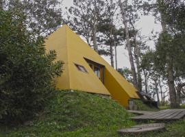 Piramide, cabin in Punta Del Diablo