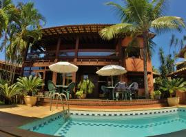 Guapuruvu Hostel, hotel with pools in Angra dos Reis