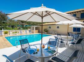 Hotel Doce Mar, hotel perto de Praia das Virgens, Búzios