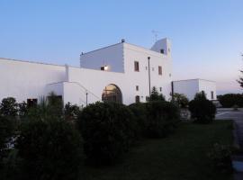Masseria Fabrizio, hotel a Otranto