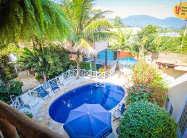 VELINN Pousada Recanto da Villa, hotel in Ilhabela