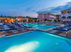 Savvas-Demar Hotel, hotel in Laganas