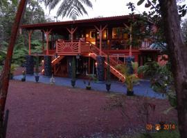 Alii Kane Cottages with Loft, villa in Volcano