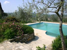 I Parigi Corbinelli Residenze, hotel with pools in Florence