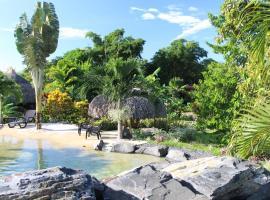 Cabanas Los Colibris, hotel in Copecito