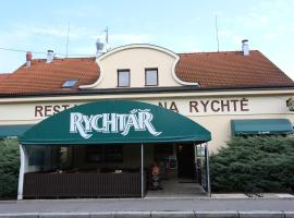 Pension & Restaurace Na Rychtě, Bed & Breakfast in Prag