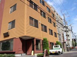 Hotel Saika, hotel in Fujisawa
