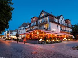 Strandhotel Nordischer Hof, Hotel in der Nähe von: Seebrücke Kühlungsborn, Kühlungsborn