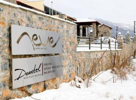 Domotel Neve Mountain Resort & Spa, hotel near Loutra Pozar, Palaios Agios Athanasios