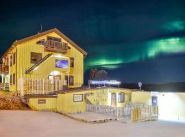 Abisko Guesthouse & Activities, vacation rental in Abisko