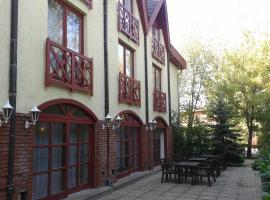 Bed Breakfast Hotel Budapest, hotel v Budapešti