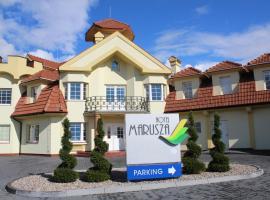 Hotel Marusza – hotel w Grudziądzu