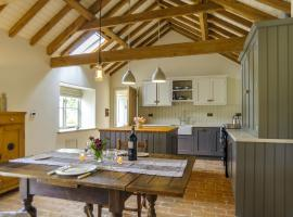 Pea Cottage, accommodation in Stamford