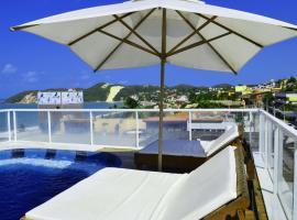 Apartamentos Deluxe VIP Ponta Negra, hotel with jacuzzis in Natal