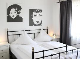 Hotel Alka, отель в Битигхайм-Биссингене