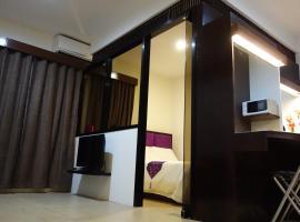 Ichi No Beddo Hometel, hotel in Olongapo