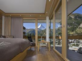 Petit Chalet Schönegg, hotel in Zermatt