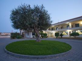 Hotel Club Stella Marina Sicilia, hotell i Scoglitti