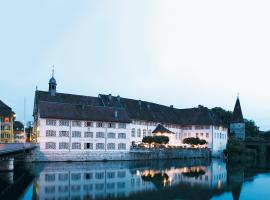 Hotel an der Aare Swiss Quality, Hotel in Solothurn