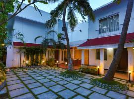 Avenue 11 Boutique Residences, Poes Garden Chennai, hotel in Chennai