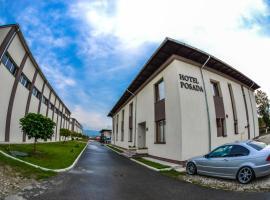 Hotel Posada, отель в городе Рымнику-Вылча