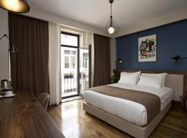Snog Rooms & Suites, hotel in Taksim, Istanbul