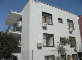 Aydın Otel Pansiyon, отель в Анталье