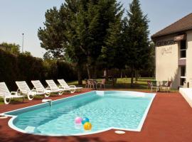 Kyriad Nuits-Saint-Georges, hotel in Nuits-Saint-Georges
