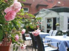 Hotel-Restaurant Fasanerie, hotel in Marburg an der Lahn