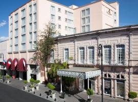 Hotel Francia Aguascalientes, hotel in Aguascalientes