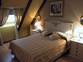 Hotel Santiago, hotel in Benavente