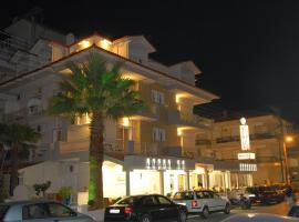Hotel Venus, отель в городе Паралия-Катерини