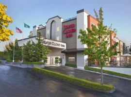 Silver Cloud Inn - Redmond Bellevue, hotel near International Fountain, Redmond