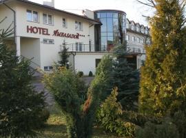 Hotel Ambasador Chojny – hotel w Łodzi