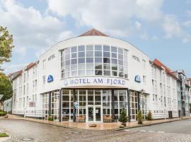 Hotel am Fjord, hotel v mestu Flensburg
