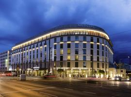 Novotel Nuernberg Centre Ville, отель в Нюрнберге
