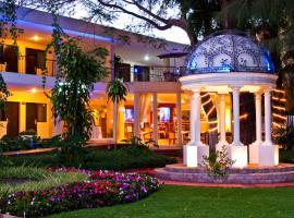 Arborea Hotel, hotel in Guadalajara