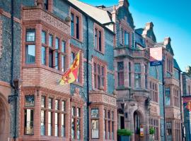 The Castle Hotel, Conwy, hotel in Conwy