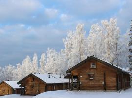 Koivula Cottages, hotelli kohteessa Jämsä lähellä maamerkkiä Himoksen matkailukeskus