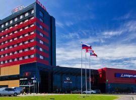 Отель Виконда, отель в Рыбинске
