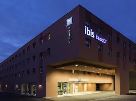 ibis budget Zurich Airport, hotel in zona Aeroporto di Zurigo - ZRH,