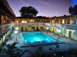 Hotel Cordoba, hotel in Granada