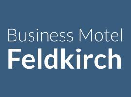 Business Motel Feldkirch, hotel in Feldkirch