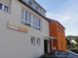Hotel Mila, Hotel in der Nähe von: EWS-Arena, Reichenbach an der Fils