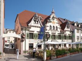 Hotel Meyerhof, hotel in Lörrach
